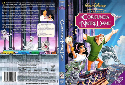 O Corcunda de Notre Dame (The Hunchback of Notre Dame) Torrent - BluRay Rip