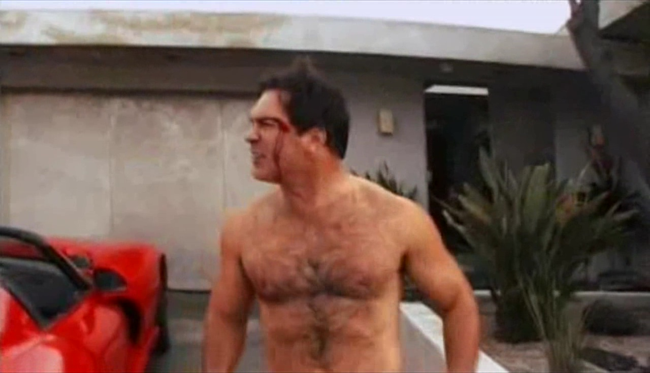 Auscaps Patrick Warburton Nude In The Civilization Of -5364