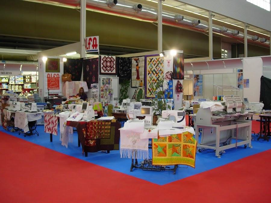 manualidades handmade diy costura feria diy show madrid