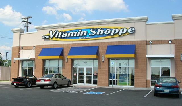 Tienda de complementos alimenticios Vitamin Shoppe
