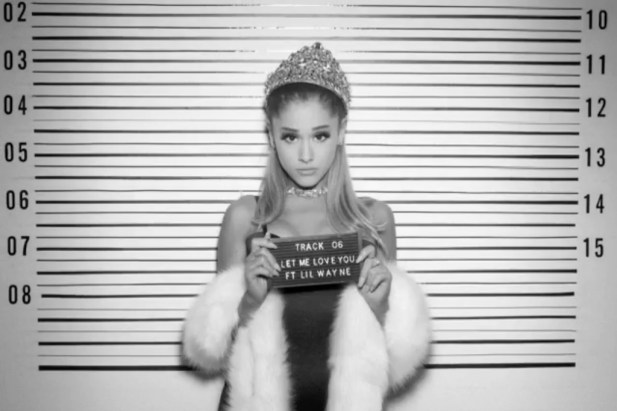 The Navigator Music Review Ariana Grande Leave Me Lonely Let