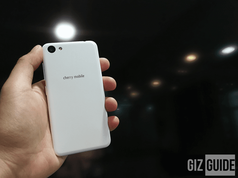 Flare P1 Mini, a stylish budget phone
