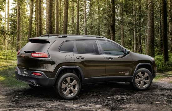 2016 Jeep Cherokee 75th Anniversary Edition Review