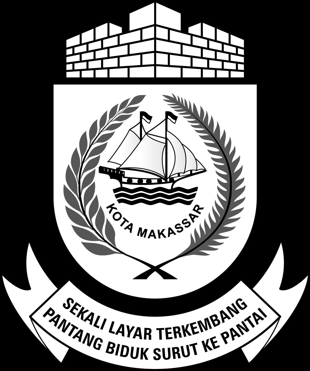 Logo Pemerintah Kota Makassar 237 Design