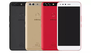 Infinix Zero 5 Full Phone Specifications and Price