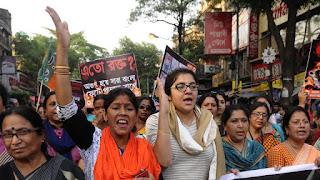 bjp-second-in-bangal-panchayat-election