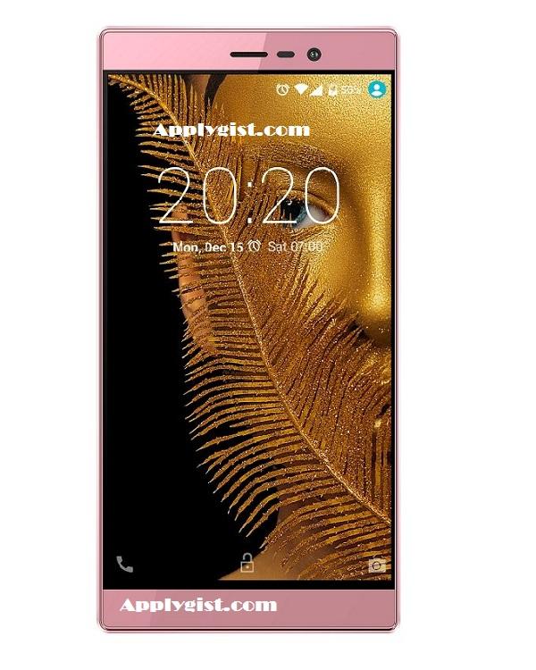 Infinix Hot 4 X557 Luxurious Gold