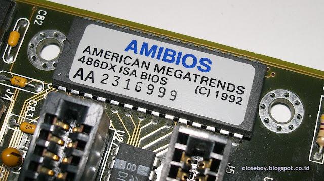 AMIBIOS ROM-Chip