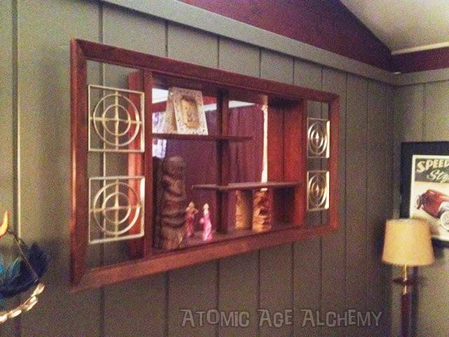 Atomic Age Alchemy Shadowbox Ing And The Kramer Shelf
