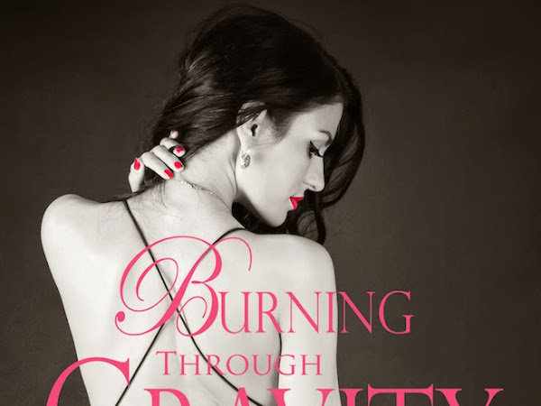 COVER REVEAL - Burning Through Gravity by Addison Moore