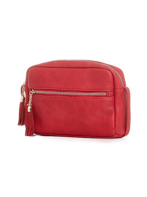 Yumi Zip Pouchette Bag