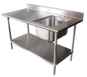 tempat cuci piring stainless steel