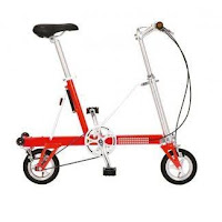 Sepeda Lipat Deltacycles