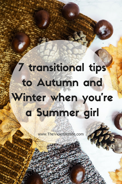 7 transitional tips to Autumn and Winter when you're a Summer girl