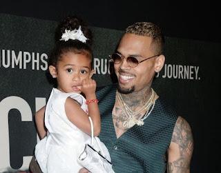 Chris Brown – Slammed Over Pet Monkey