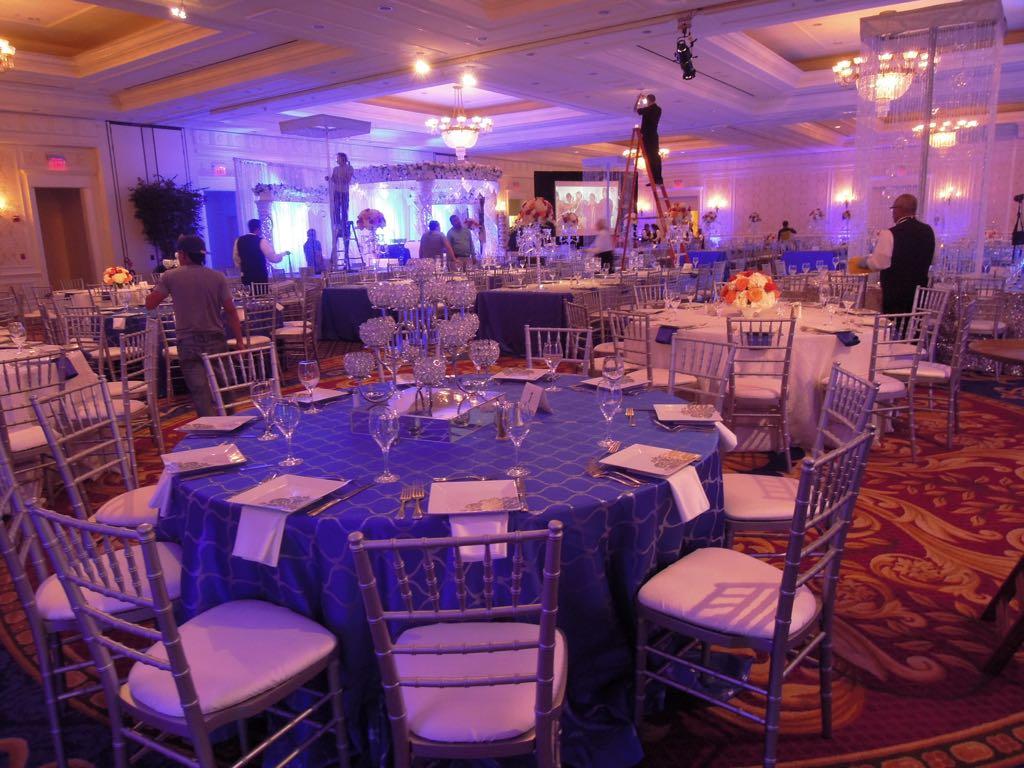 Spectacular Bollywood Wedding For Nikita And Matt At The Washington Duke Inn