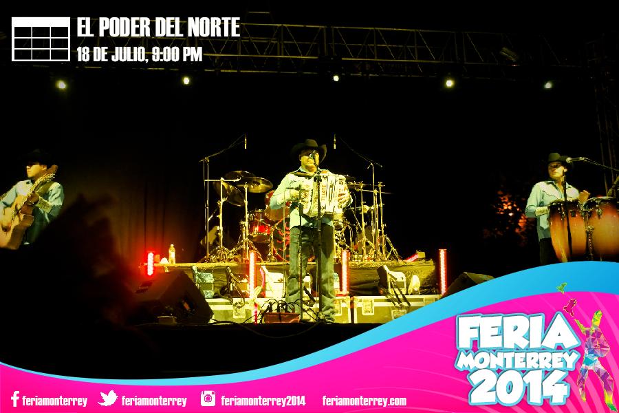 Artistas Feria monterrey 2014
