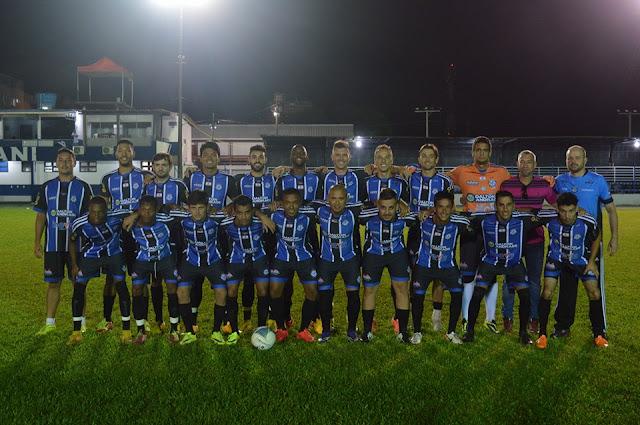 Grêmio Cachoeira estreia neste domingo na Copa Interligas 2016