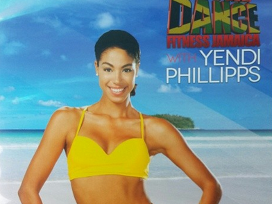 Former Miss Jamaica Universe 2010, Yendi Phillips - New Fitness DVD