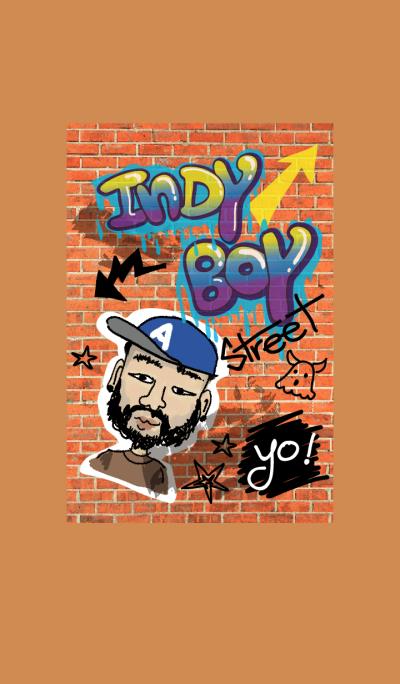 Indy Boy (graffiti)