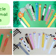 H is for Homeschooling: 25 Popsicle Stick Animal Friends