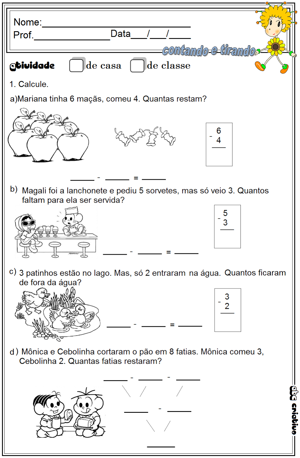 Ideas About 1oano Matematica
