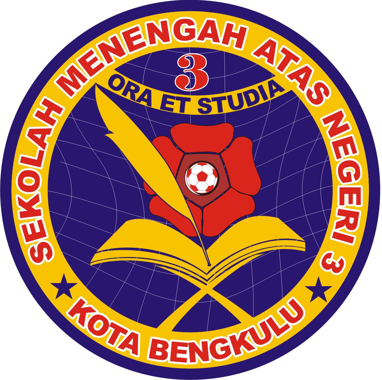 Kumpulan Logo Sman 3 Bengkulu Akachopa