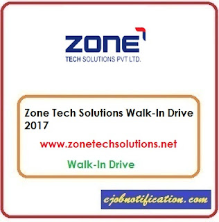 Zone Tech Solutions Walk-In Freshers PHP Developer jobs in Chennai 11th-13th Oct'2017