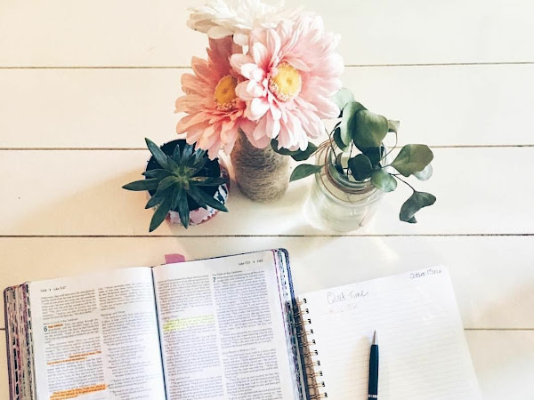 Virtuous & Capable: May Scripture Plan