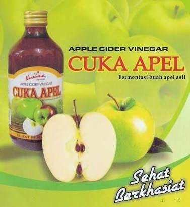 Cuka atau sari cuka apel yaitu salah satu materi yang dapat dipakai untuk kecantikan ram Apa Manfaat Cuka untuk Rambut dan Kulit ?
