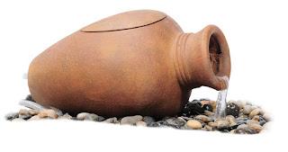 urn pond filter