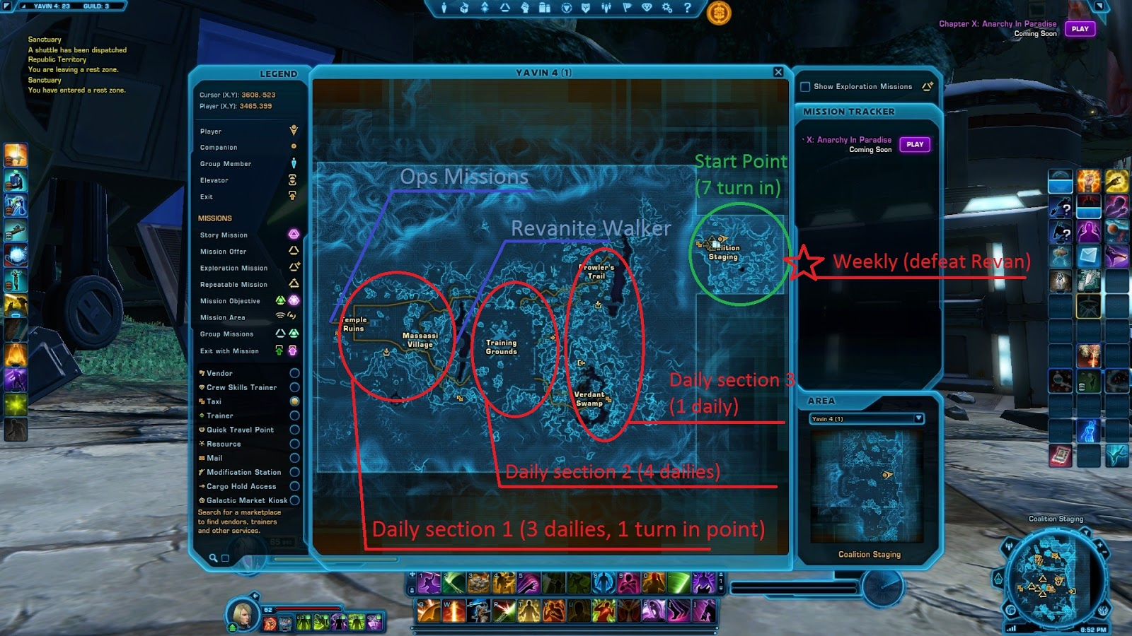 Every Guild Name Was Taken (swtor guild page): Guide to ...