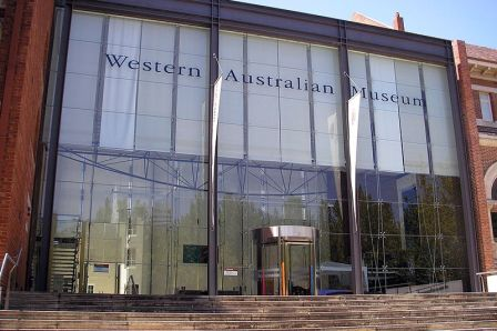 Western Australian Museum, Perth