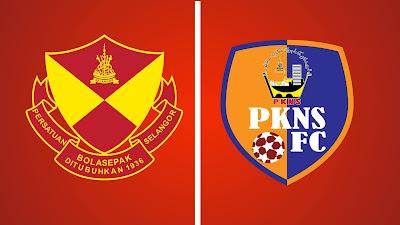 Live Streaming Selangor vs PKNS FC Liga Super 17.2.2019