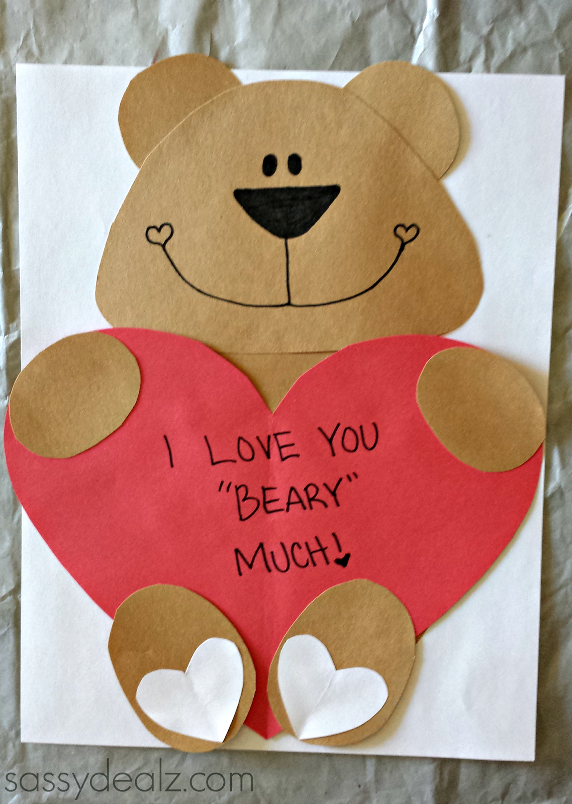 Nothing says love like a handmade gift on Valentine's Day! Get inspiration and instruction for dozens of adorable Valentine's Day crafts for kids of all ages.