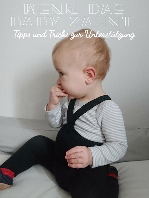 Erste Hilfe, wenn das Baby zahnt, Tipps & Tricks | judetta.de