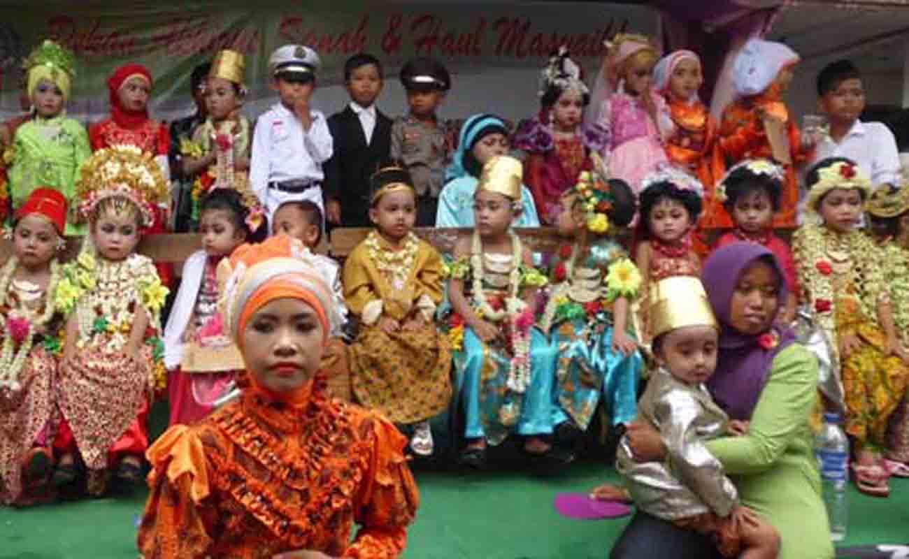 Download Contoh Raport Siswa PAUD TK RA Kurikulum 2013