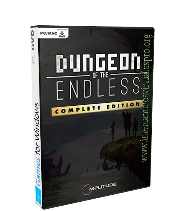 DESCARGAR Dungeon of The Endless Complete Edition, juegos pc FULL