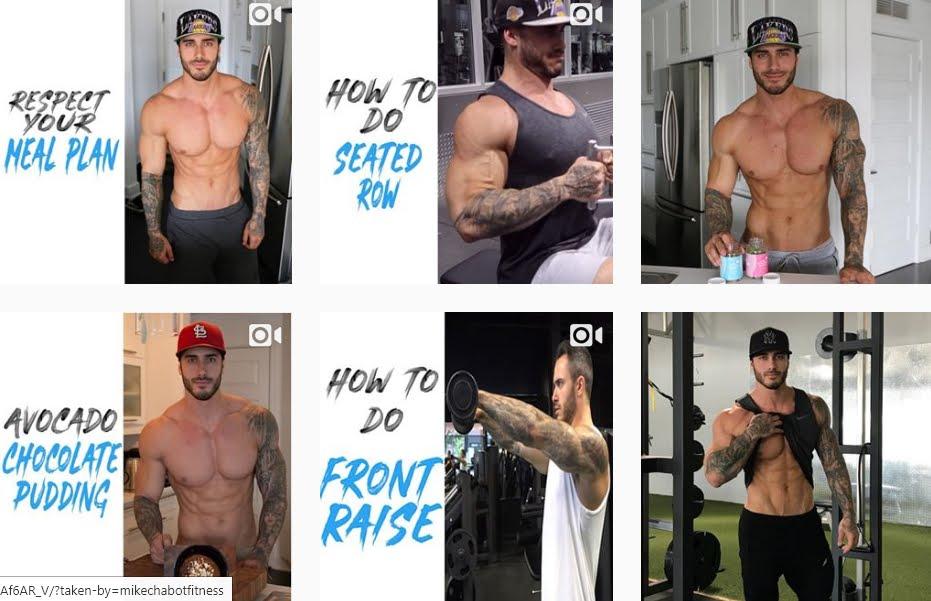 L'allenatore CrossFit più sensuale del mondo è su Instagram
