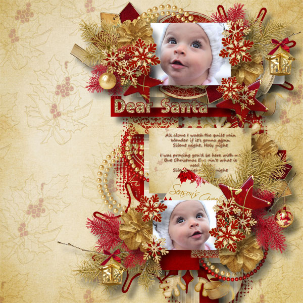 DSB  Dear Santa