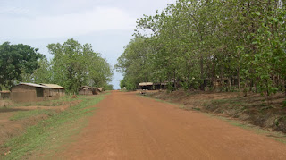 route Souanké- Sangmelima
