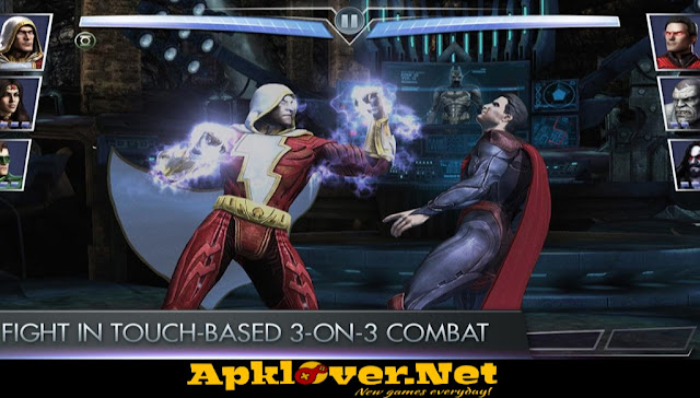 Injustice: Gods Among Us MOD APK unlimited money