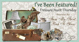Weekly Blog Link Up Party- Treasure Hunt Thursday- From My Front Porch To Yours