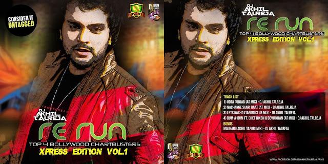 ReRUN (XPRESS EDITION VOL.1) – DJ AKHIL TALREJA