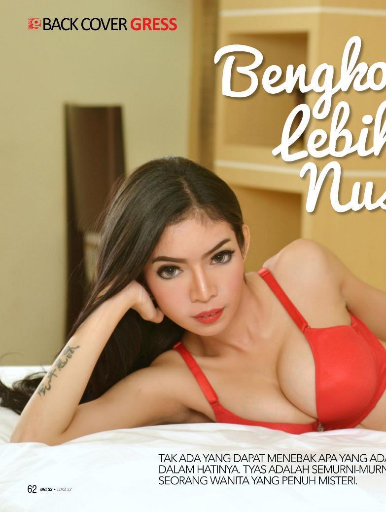Koleksi Foto-foto Hot dan Seksi Tyas Barbie