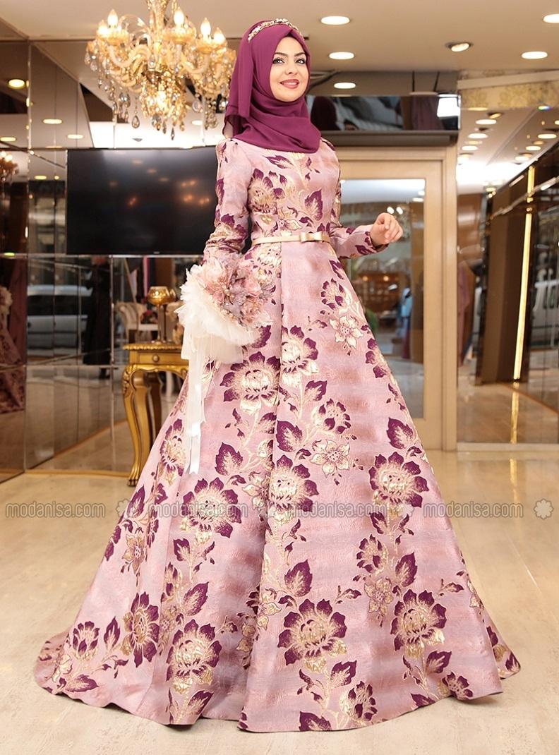 Robe de soiree turque 2018