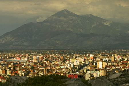 shkoder scutari albania