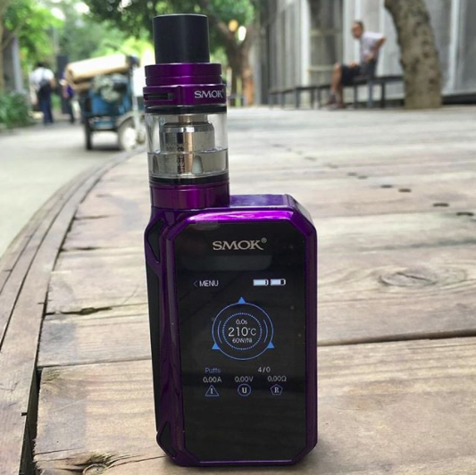 SMOK G-Priv 2—Some Improvements Compared With SMOK G-Priv