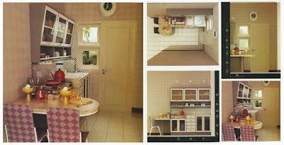 Desain Interior Dapur Yang Jarang Digunakan