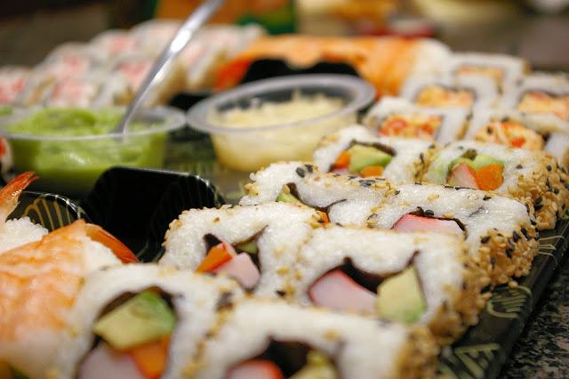 Receta De Sushi Fácil Y Delicioso Recetas De Comida Del